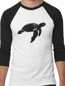 The Sea Turtle Men's Baseball ¾ T-Shirt