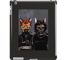 Kylo & Hux Shepherds iPad Case/Skin