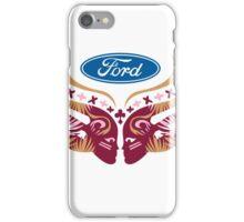 Cares Breast Cancer iPhone Case/Skin