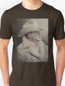 Bum Phillips Portrait Unisex T-Shirt