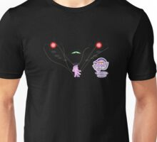 Equestrian Wind Mage: The First Pawn Unisex T-Shirt