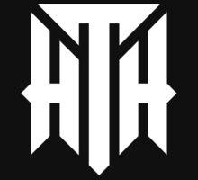 Hilltop Hoods Logo - White by vanWriten