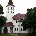 Reformed church, Bronkhorstspruit by Elizabeth Kendall