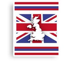 GREAT BRITAIN 2 Canvas Print