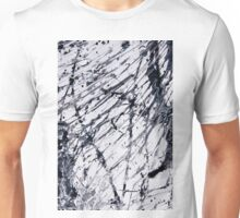 Abstract expressionism pattern 2 Unisex T-Shirt
