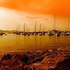 orange harbour santa margherita by borjoz