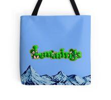 Lemmings (Genesis Title Screen) Tote Bag