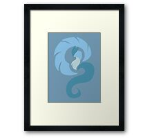 Articuno - Titan of Ice Framed Print