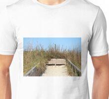 Beach Bench Unisex T-Shirt