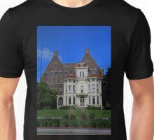 Old West End Gerber House II- vertical Unisex T-Shirt