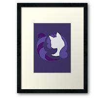 Emblem of Harmony - Rarity Framed Print
