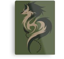 Hour of Twilight - Wolf Link Metal Print