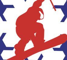 Snowboard Alta Sticker