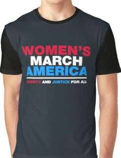 Women's March Graphic T-Shirt