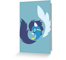 Wonderbolts - Soarin (Uniform) Greeting Card