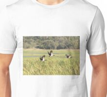 Magpie Geese Unisex T-Shirt
