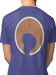 Squirtle Tail Tri-blend T-Shirt