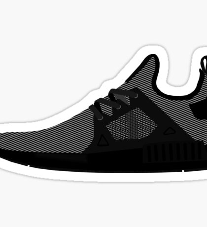 NMD XR1 Triple Black Sticker