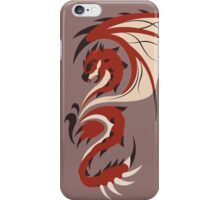 Reign of Heavens - Rathalos iPhone Case/Skin