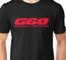 G60 Deutsche G-Lader Technik Unisex T-Shirt