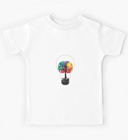 Creative Mind Kids Tee