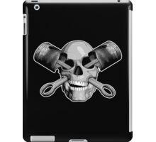 Mechanic Skull iPad Case/Skin