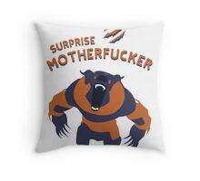 Ursa shirt dota2  Throw Pillow
