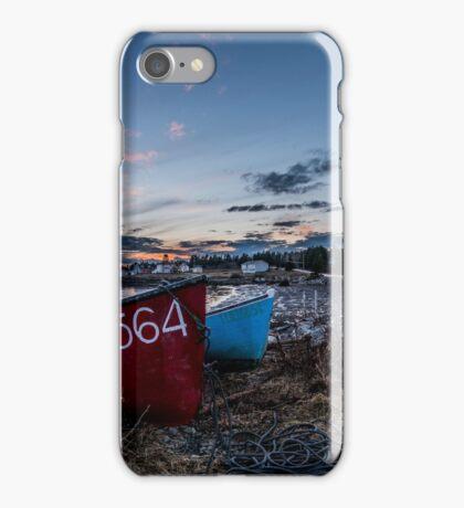 East Chester Nova Scotia iPhone Case/Skin