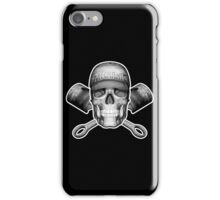 Mechanic Skull and Pistons iPhone Case/Skin