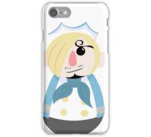 Overcooked Sanji iPhone Case/Skin