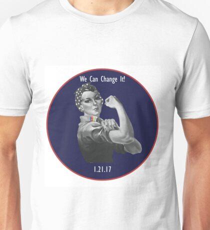 Changing Rosie Unisex T-Shirt