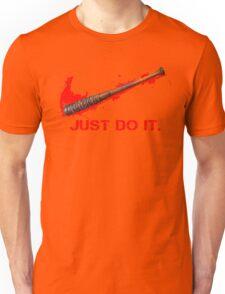 Negan - Just Do It Unisex T-Shirt