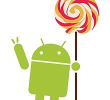 Android Lollipop by Azriel46d
