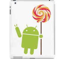 Android Lollipop iPad Case/Skin