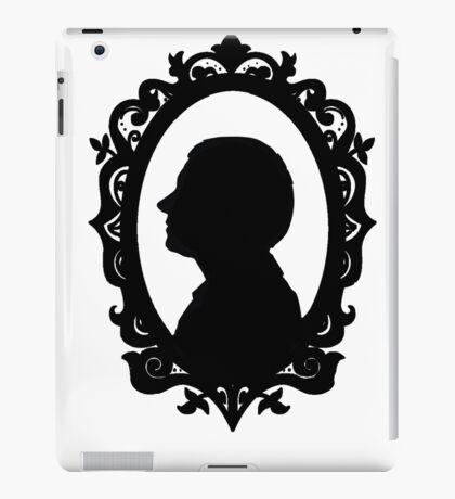 John Watson Silhouette  iPad Case/Skin