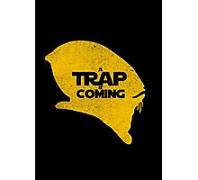 A Trap is Coming Photographic Print