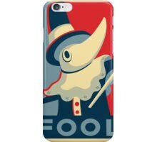 Soul Eater / Excalibur / Fool! iPhone Case/Skin