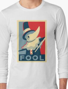 Soul Eater / Excalibur / Fool! Long Sleeve T-Shirt