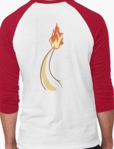 Charmander Tail Men's Baseball ¾ T-Shirt