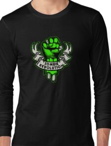 Zombie Revolution! -green- T-Shirt