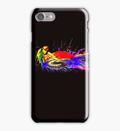 Playful Polly iPhone Case/Skin