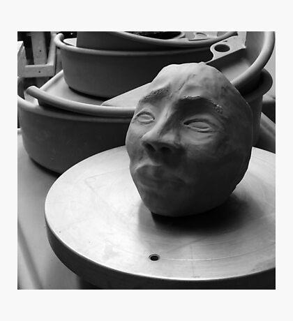 Ceramic Sci Fi Photographic Print