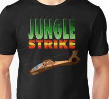 Jungle Strike (Genesis Title Screen) Unisex T-Shirt
