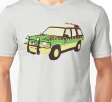 Jurassic Park Ford Unisex T-Shirt