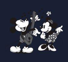 Mickey <3 Minnie Kids Clothes