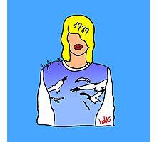 Taylor Swift 1989 Photographic Print