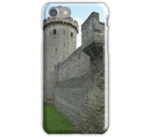 Warwick Castle, England iPhone Case/Skin