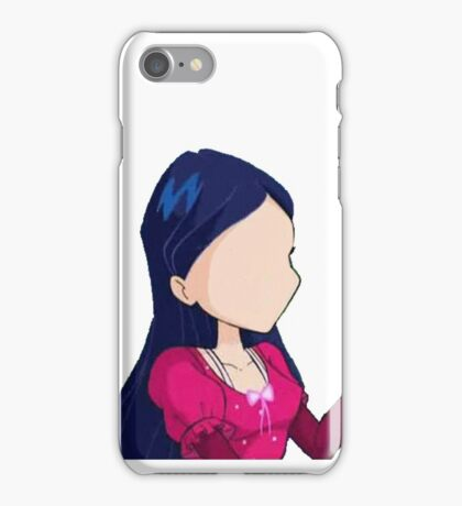 Musa - Casual Outfit - Season 4 iPhone Case/Skin