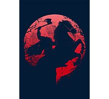 Headless Horseman Photographic Print