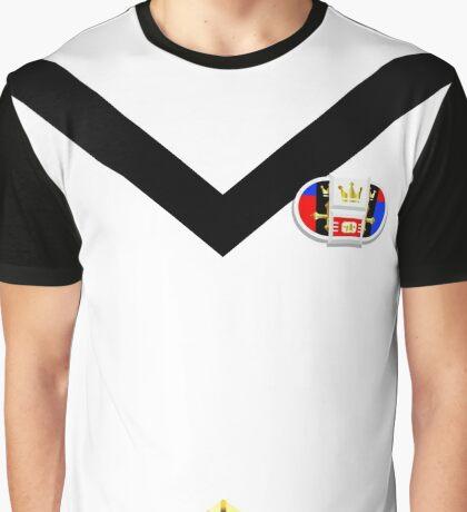 Voltron Black Uniform Graphic T-Shirt